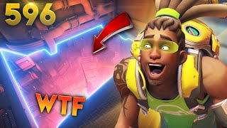 Under The Map Glitch!! | Overwatch Daily Moments Ep.596 (Funny and Random Moments)