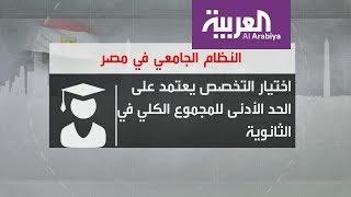 تعرف على أبرز ما يميز النظام الجامعي المصري