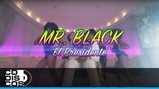 Apretaito Al Pickup, Mr. Black - Video Oficial