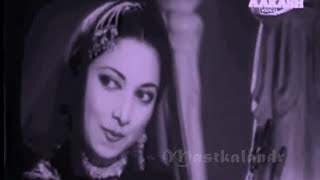 aap se pyaar hua jata hai..Shama1961_Suraiya_Kaifi Azmi_Ghulam Mohammad..a tribute