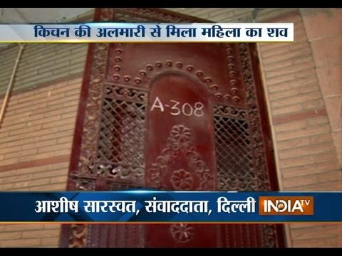 Xxx Mp4 Shocking Decomposed Body Of Woman Found Locked In Almirah India TV 3gp Sex