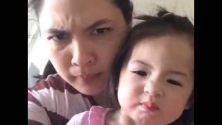 Judy Anne Santos Agoncillo Daughter Baby Luna Manang Mana Sa Kanya! Next Judy Anne Sa Showbiz!