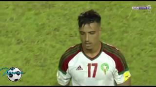 2-0 ملخص الشوط الأول من المباراة الجنونية بين المنتخب المغربي و ساحل العاج