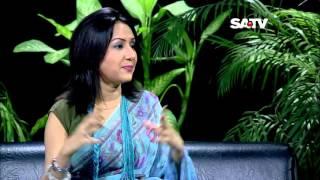 Nusrat Bari Asha, MD, Harvest Rich Agro Industries Ltd & Preema at Corporate Icon On SA TV