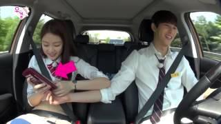 Unaired/Extra/Hidden scene JongYeon E 274 Car (Eng Sub) 우결 꽁이네 이종현 공승연  Jonghyun Seungyeon