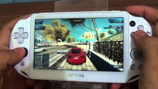 PS Vita Gameplay: Need For Speed: Most Wanted