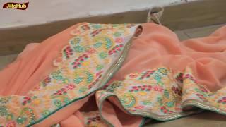 Diva Drape Saree Wearing | Mix & Match Sari Blouse In New Trendy Way Drape