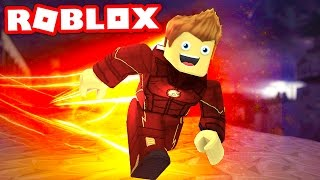 THE FLASH IN ROBLOX!