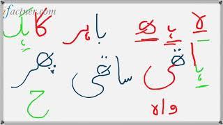 Learn Urdu through Hindi Lesson 9 | Urdu language writing for beginners