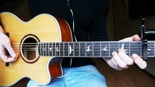 Coldplay - Hymn For The Weekend - Guitar Cover (Music) | Mattias Krantz