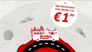Animated TV Commercial 15 sec. (Best Bus Travel)