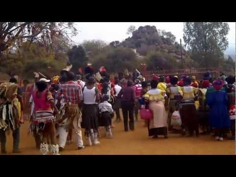 BAPEDI CULTURE AND MUSIC VIDEO