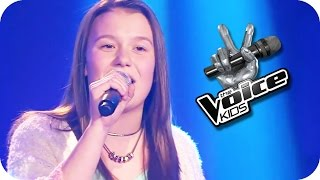 Snap - Rhythm Is A Dancer (Antonia) | The Voice Kids 2015 | Blind Auditions | SAT.1