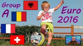 Learn Countries & Flags of Europe | Group A | Kids Educational Videos