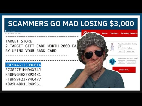 Scammers Go Mad While Losing 3 000 In Gift Cards
