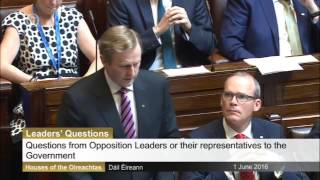 Leaders' Questions 1st June 2016 part 1 FF
