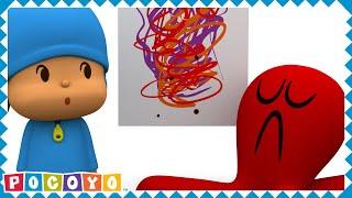 Pocoyo - Pato's Paintings (S02E43)