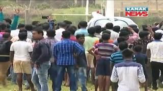 BJD To Protest Kendrapara MP Baijayant Panda In Mahanga