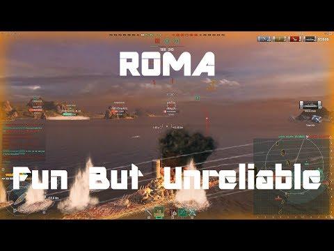 Roma - Fun But Unreliable