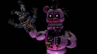 FNAF All nightmare animatronics sing-Monster