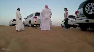 Desert Safari Dubai Imprator Al Sahra aierial drone video by AIRtime