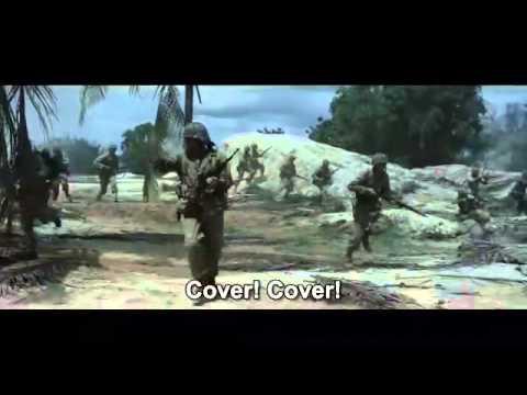 watch Japanese Army vs US Army in Saipan