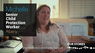Trailer – A Day in the Life of a Child Protection Worker in Albany