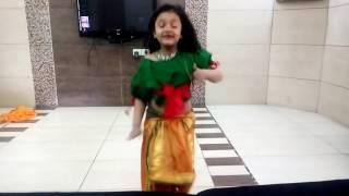 AASHIRYA BANSAL Performed on Mohini...