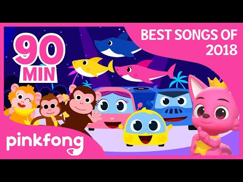 Xxx Mp4 Baby Shark And More Best Songs Of 2018 Compilation Pinkfong Songs For Children 3gp Sex