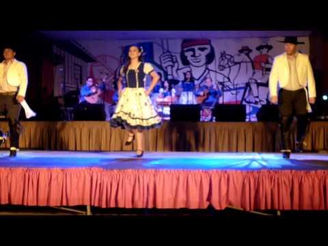 Quemeico Baile La Mazamorra