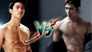 G.O (MBLAQ) FIGHTS TAECYEON (2PM)!!!