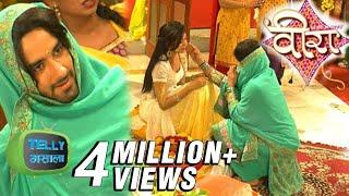 Baldev And Veera Romantic Meeting In Their Haldi Ceremony   Ek Veer Ki Ardaas... Veera   Star Plus