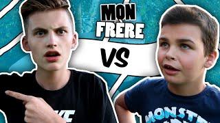 MON FRÈRE EST PLUS MUSCLÉ QUE MOI ? - TIM