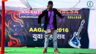 My Name is lakhan solo  by  Vishal Dx.