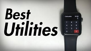 Best Apps for Apple Watch - Top 5 Utilities