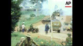 Idi Amin Obit; 1971 -1976 (A)