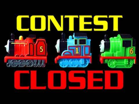My Favourite Thomas Contest CLOSED