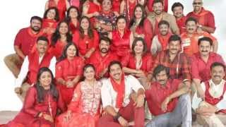 Chiranjeevi, Satyaraj, Sarath Kumar, Kushubu Gang Party