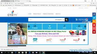 CTOpay B2B Online Register