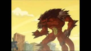 Best thing Coop ever says Megas Xlr