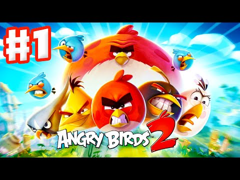 Xxx Mp4 Angry Birds 2 Gameplay Walkthrough Part 1 Levels 1 15 3 Stars Feathery Hills IOS Android 3gp Sex