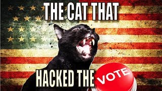 Talking Kitty Cat 57 - The Cat That Hacked The Votes