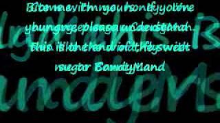 Candyman Aqua lyrics