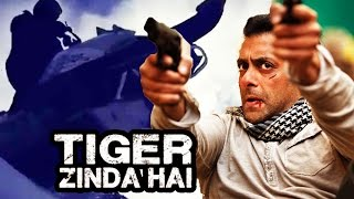 Tiger Zinda Hai First Action Video Out On Social Media - Salman Khan's DEADLY Stunts
