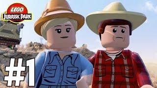 LEGO Jurassic World Gameplay - Prologue [1]