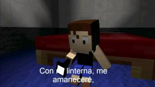 Five Nights at Freddy's 4 Song - I Got No Time ANIMATION MINECRAFT