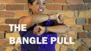 Bollywood Minute - Quick and Easy Bollywood Dance Tutorial - The Bangle Pull