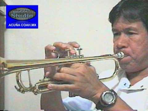TOCANDO LA CUCARACHA TROMPETA SIb PP LEVI IN OUT ST CD. ACUÑA MX.