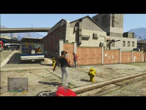GTA 5 Vídeo da transa De cães a pessoas
