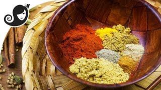 Homemade Tikka Masala Spice Mix | Vegan/Vegetarian Recipe